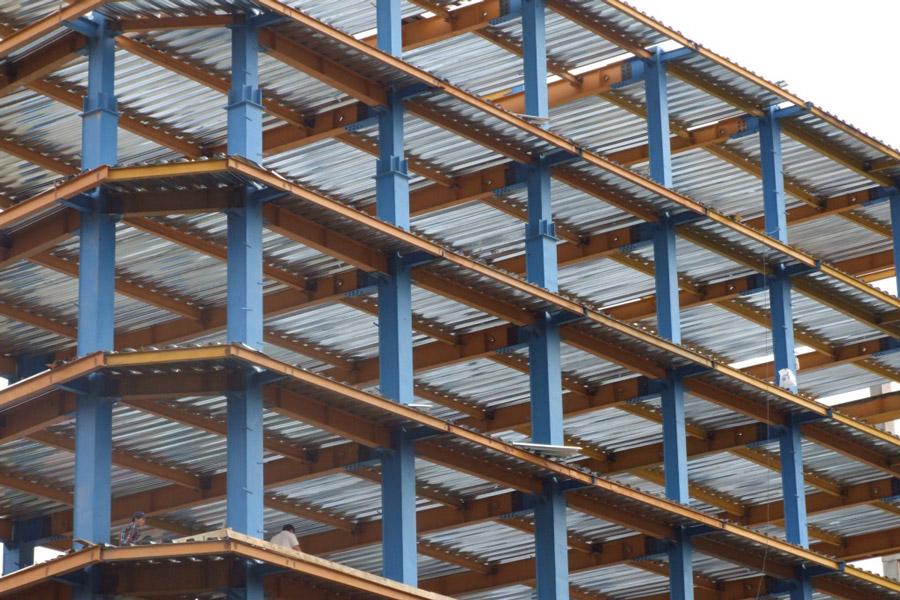 سقف عرشه فولادی چیست؟