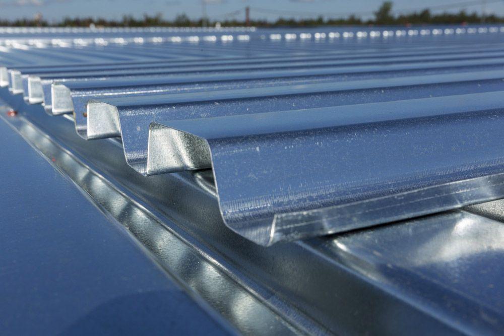 مزایای سقف عرشه فولادی ( متال دک )