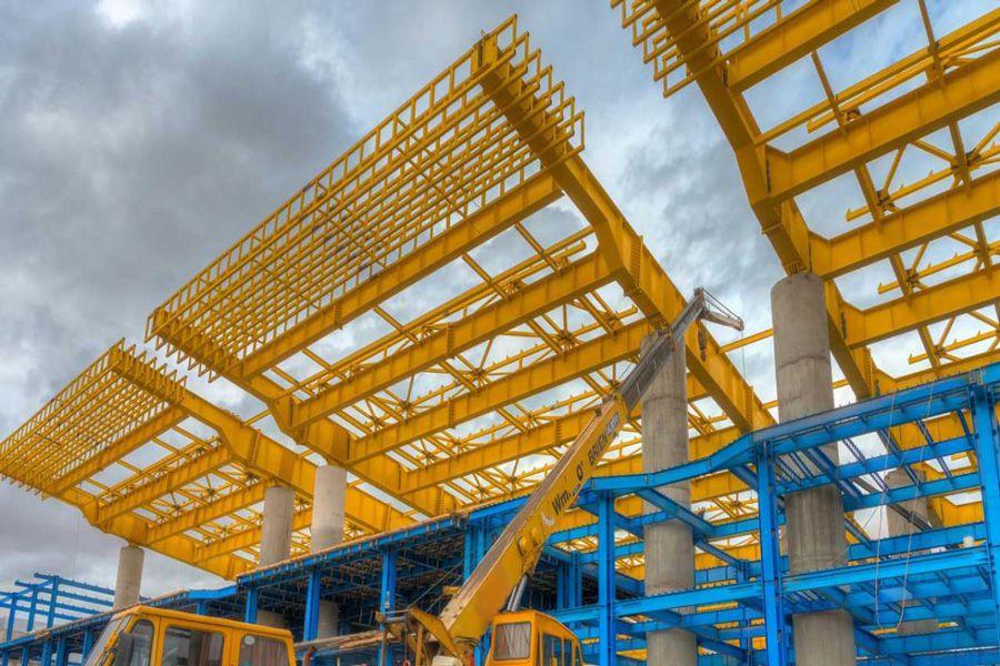 سازه فلزی چیست؟