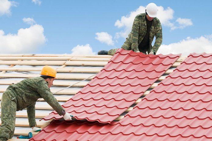 ساندویچ پانل سقفی چیست؟